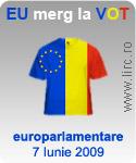 Am votat la europarlamentare 2009
