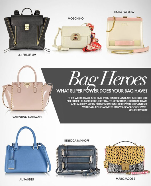 Forzieri Super Bags 2014