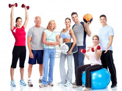 Ce activitati de fitness preferi la sala?