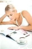 Unde-ti place sa citesti revista preferata?