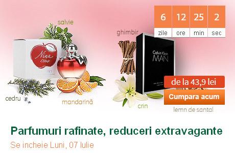 Campanie ELEFANT de reduceri la parfumuri