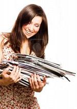 Ce faci cu revistele dupa ce le citesti?