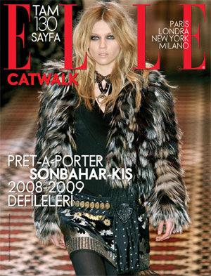 Suplimentul revistei Elle Turcia, Septembrie 2008