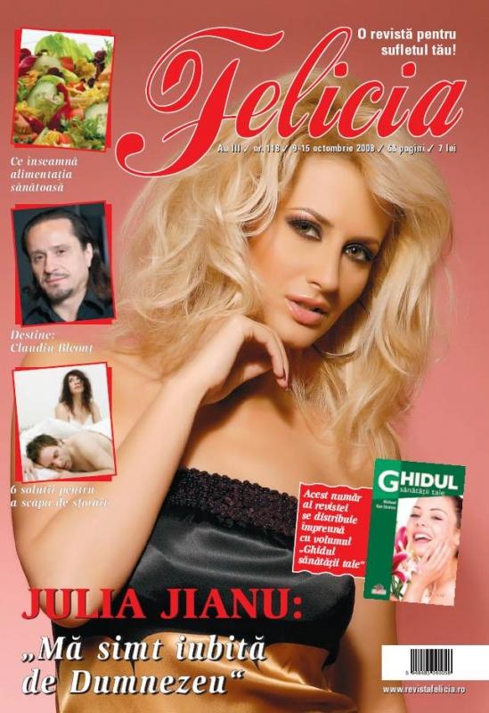 Revista Felicia nr 118