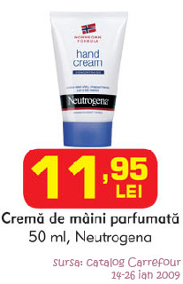 Neutrogena Crema de Maini Concentrata