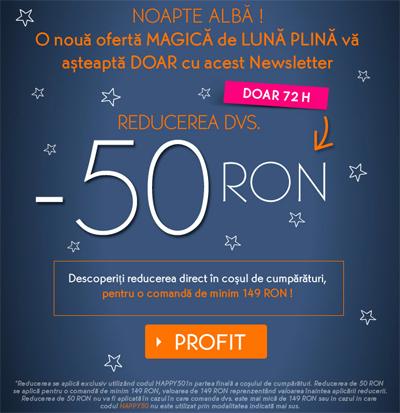 Yves Rocher - Oferta Magica de luna plina - 9-11 Octombrie 2014