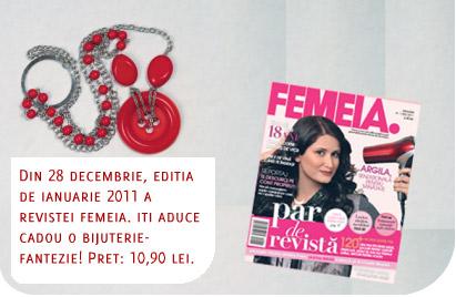 Promo FEMEIA. editia de Ianuarie 2011