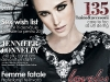 Bolero ~~ Cover girl: Jennifer Connelly ~~ Ianuarie 2011