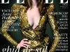 Elle Romania ~~ Cover girl: Anne Hathaway ~~ Ianuarie 2001
