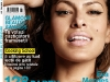 Glamour Romania ~~ Cover girl: Eva Mendes ~~ Ianuarie 2011