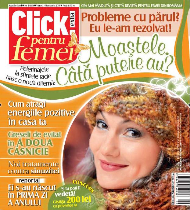 Click pentru femei ~~ 14 Ianuarie 2011