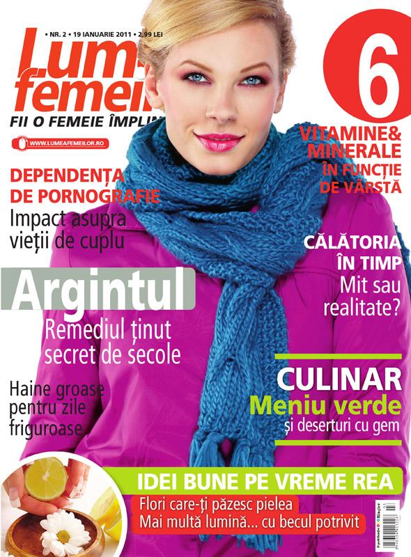 Lumea Femeilor ~~ Numarul 2 ~~ 19 Ianuarie 2011