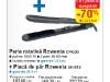 Oferta din catalogul Carredfour pentru Rowenta ~~ 2-9 Februarie 2011