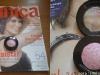 Fard de pleoape mono roz de la Deborah Milano, cadou la revista Unica de Februarie 2011
