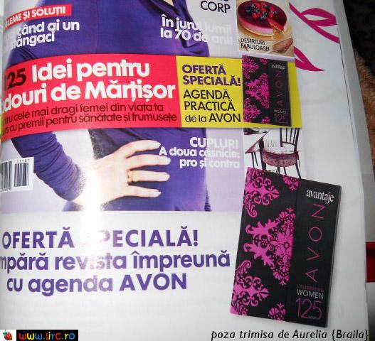 Avantaje ~~ Promo Agenda Avon ~~ Martie 2011