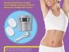 Promo la aparatul de electrostimulare musculara cadou la revista Prevention editia de Martie 2011