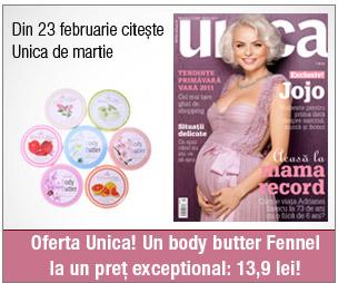 Promo Unica de Martie 2011