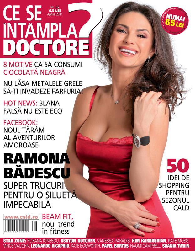 Ce se intampla, Doctore? ~~ Coperta: Ramona Badescu ~~ Aprilie 2011