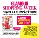 Glamour Shopping Week ~~ 11-17 Aprilie 2011