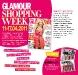 Promo Glamour editia de Aprilie 2011