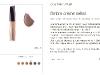 Fard-crema pentru pleoape Couleurs Nature Ombre Creme Metal de la Yves Rocher ~~ impreuna cu Marie Claire, editia de Aprilie 2011