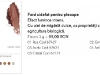 Fard sidefat pentru pleoape Couleurs Nature Nacres libres-Effet lumière intense de la Yves Rocher ~~ impreuna cu Marie Claire, editia de Aprilie 2011