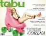 tabu ~~ Cover girl: Corina ~~ Aprilie 2011
