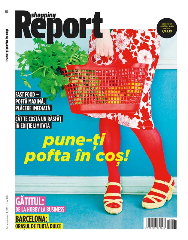 Shopping Report ~~ Mai 2011