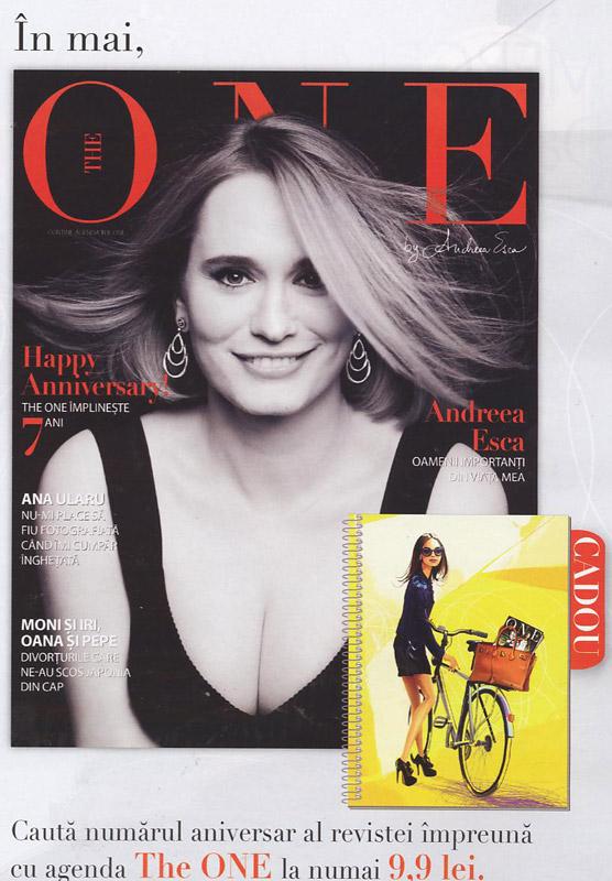 Promo The One edita de Mai 2011