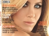Glamour Romania ~~ Cover girl: Jennifer Aniston ~~ Mai 2011