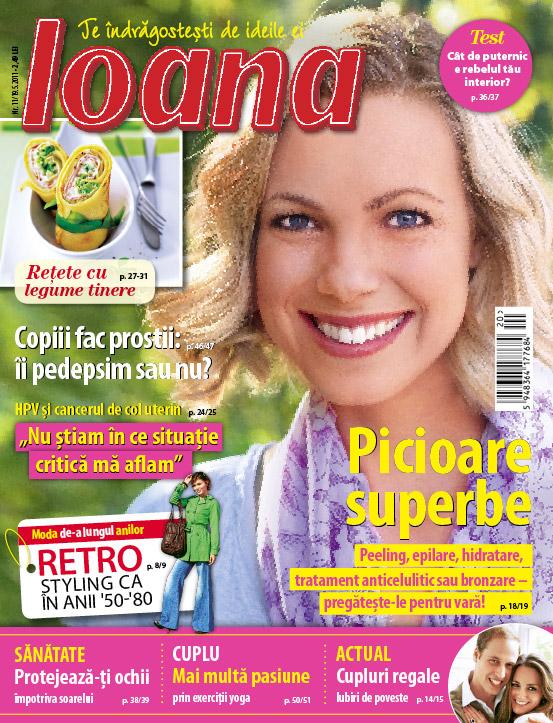 Ioana ~~ numarul 11 ~~ 19 Mai 2011