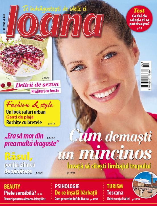 Ioana ~~ numarul 12 ~~ Cum demasti un mincinos ~~ 2 Iunie 2011
