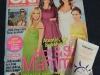 OK! Magazine Romania ~~ Cadou: Lotiune dupa plaja Ivatherm (75 ml) ~~ 17 Iunie 2011