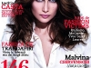 Marie Claire Romania ~~ Cover girl: Laetitia Casta ~~ Iulie - August 2011