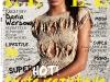 ELLE Romania ~~ Cover gril: Daria Werbowy ~~ Iulie 2011