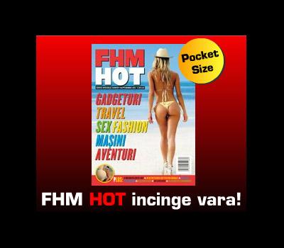 FHM Hot ~~ Vara 2011