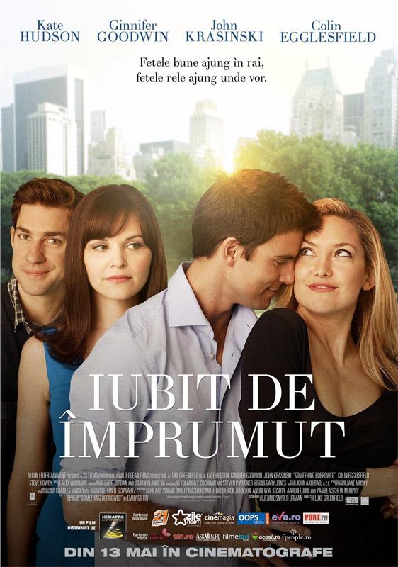 Posterul filmului IUBIT DE IMPRUMUT ~~ cartea o primiti cadou impreuna cu JOY de August 2011