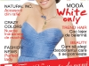 LOOK! Romania ~~ Cover girl: Alina Puscas ~~ August 2011