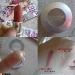 Avantaje ~~ Detalii ruj Patricia Milton & fard de pleoape Beyu ~~ August 2011