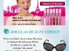 Promotia Bourjois Paris in magazinele Douglas: Un zâmbet de Hollywood şi un cadou cool de la Bourjois! ~~ 5-7 August 2011