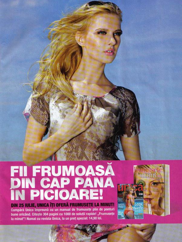 Promo Unica de August 2011