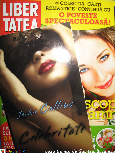 Libertatea pentru femei si o carte din colectia Carti Romantice ~~ 15 August 2011