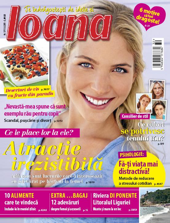 Ioana ~~ nr. 17 ~~ 11 August 2011