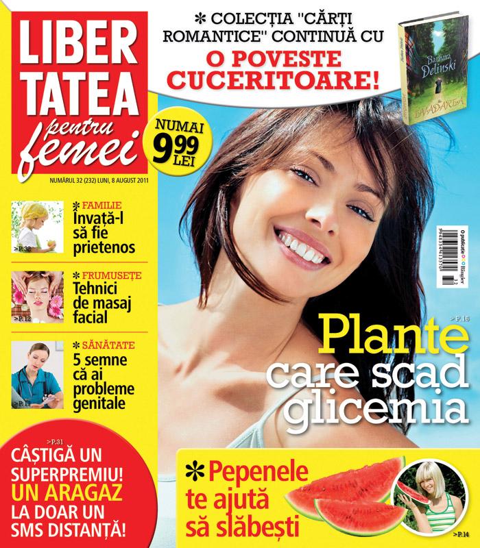 Libertatea pentru femei ~~ Plante care scad glicemia ~~ 8 August 2011