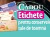Etichete pentru conservele de toamna ~~ impreuna cu Click! pentru femei ~~ din 26 August 2011