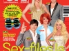 OK! Magazine Romania ~~ Cover Story: Sex-files la Hollywood ~~ 26 August 2011 ~~ revista+ochelari cu rame colorate=15 lei