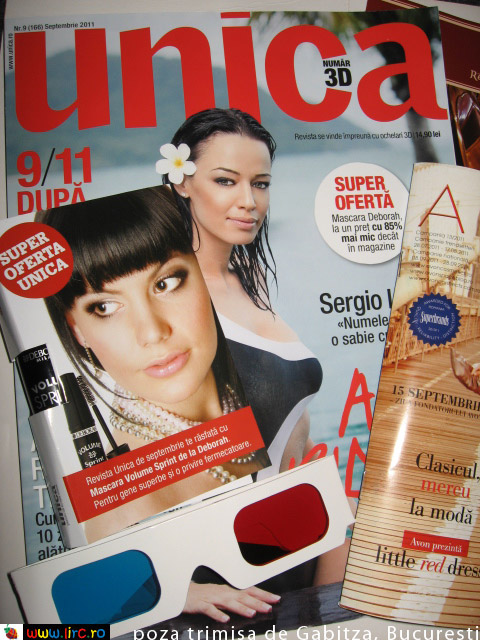 Unica de Septembrie 2011
