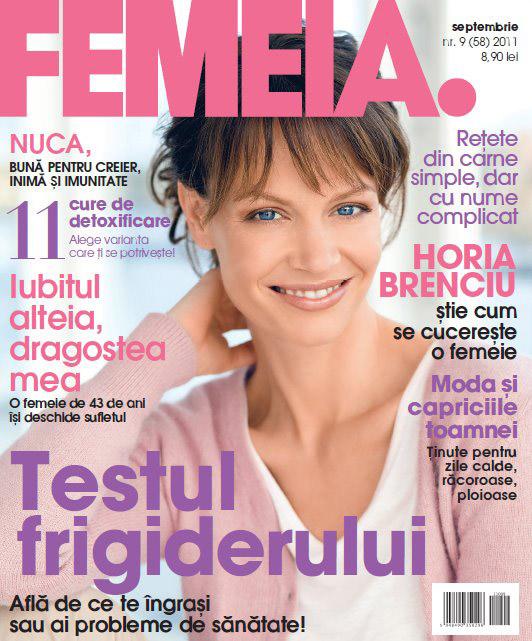 FEMEIA. ~~ Septembrie 2011