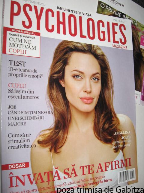 Psychologies Romania ~~ Septembrie 2011