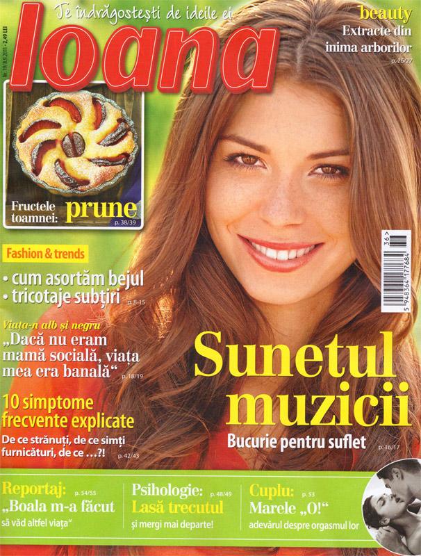 Ioana ~~ Sunetul muzicii ~~ 8 Septembrie 2011